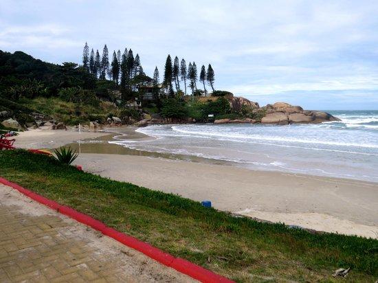 Joaquina beach: Cartão Postal.