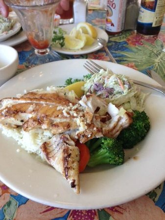 Sea Harvest Fish Market & Restaurant: Rockfish