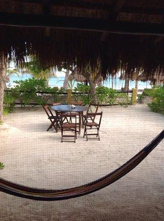 Amaité Hotel & Spa: Vista del mar desde la habitacion