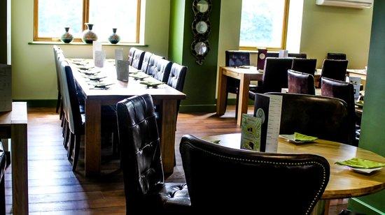 Cardamon Green: Dining area of Cardomon Green