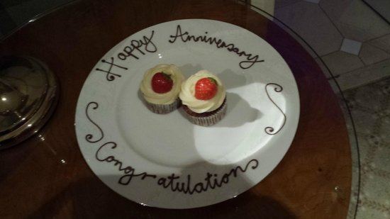 The Chesterfield Mayfair : Happy Anniversary