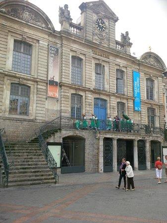 Grand place: Theatre