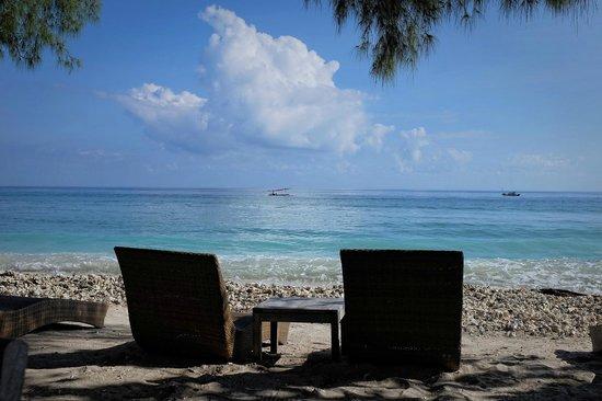 Desa Dunia Beda Beach Resort: Rève