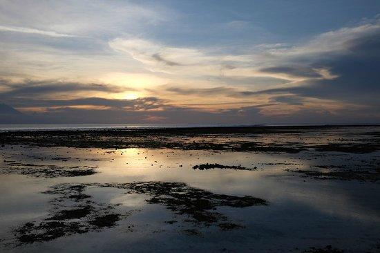 Desa Dunia Beda Beach Resort: Détente