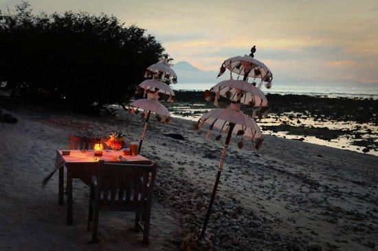 Desa Dunia Beda Beach Resort: V I P