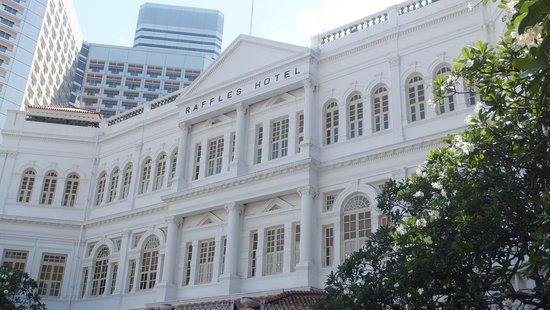 Raffles Hotel Singapore: ラッフルズ
