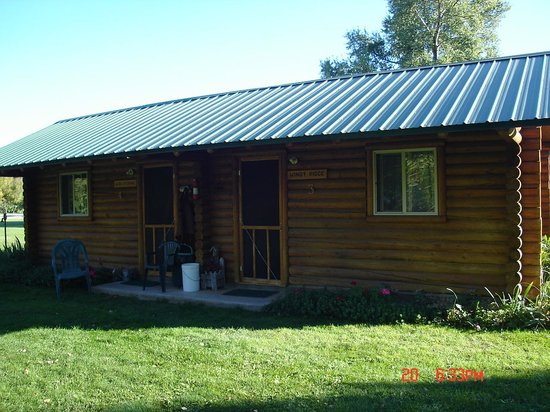McGarry Ranches: one of the cabins