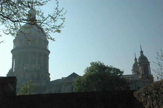 Nôtre Dame de Boulogne : Cathedral dome
