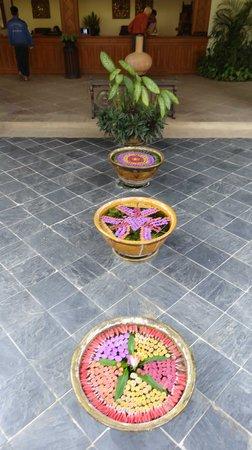 Inle Lake View Resort & Spa: Fleurs