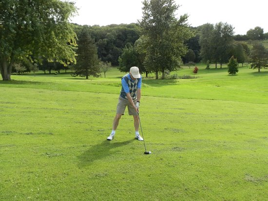 Les Belleme Golf Apartments : me at belleme golf