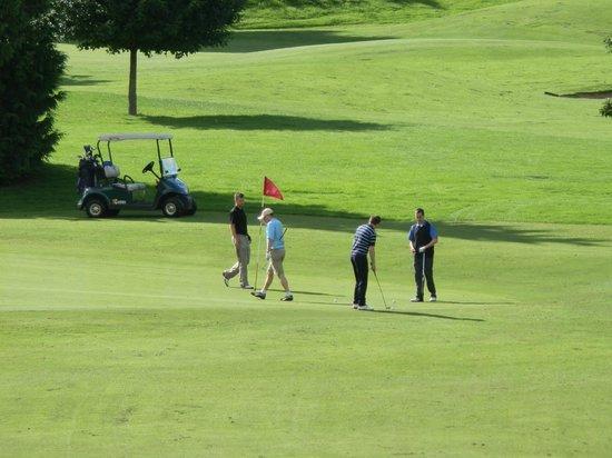 Les Belleme Golf Apartments : golf at belleme