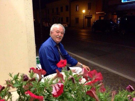 Ristorante Live da Luciano: Il riposo del guerriero dopo lo scoglio