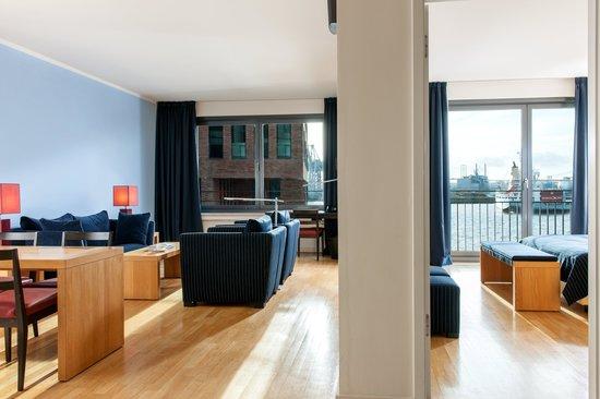 Clipper Elb-Lodge : Executive Apartment