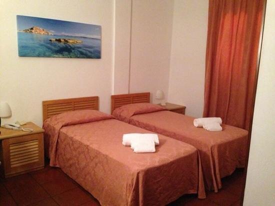 Hotel Garibaldi: la ns. camera