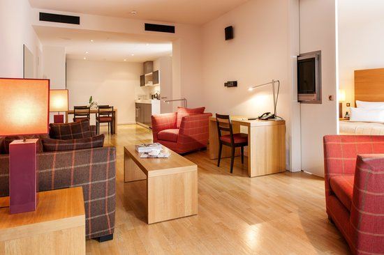 Clipper Elb-Lodge : Superior Apartment