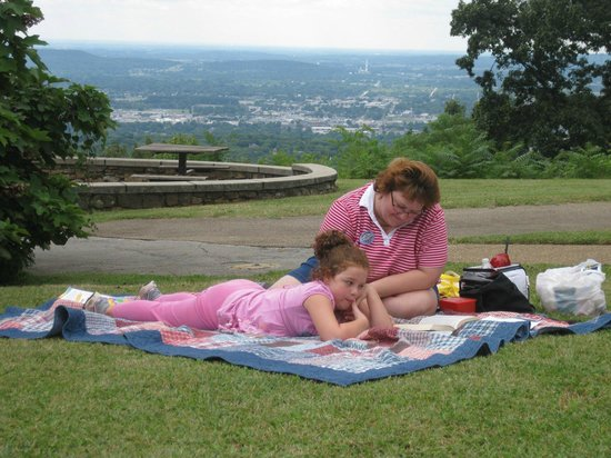 Burritt on the Mountain: Bring a picnic to Burritt and enjoy the sunshine!