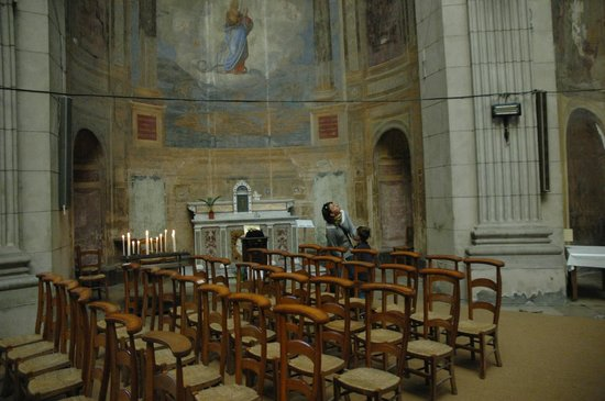 Nôtre Dame de Boulogne : Inside Notre Dame