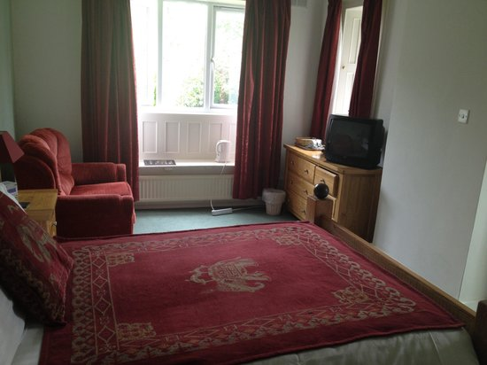 Ambleside Lodge: Pet friendly too, as one of the rooms has a side door that leads outside
