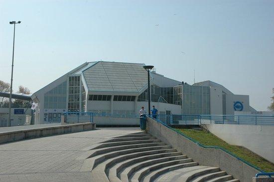 Nausicaa, Centre National de la Mer : Nausicaa complex