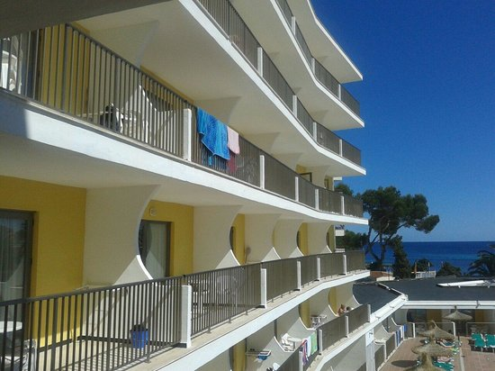 AluaSun Miami Ibiza Apartamentos : Miami Apts