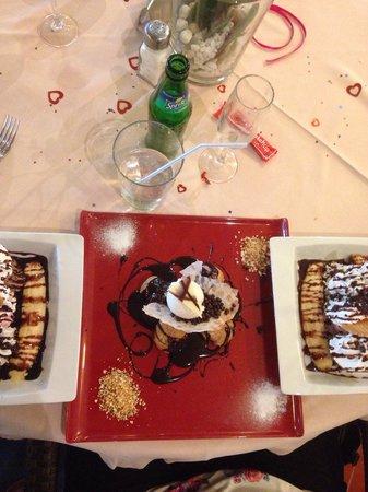 El Maestro : Dessert