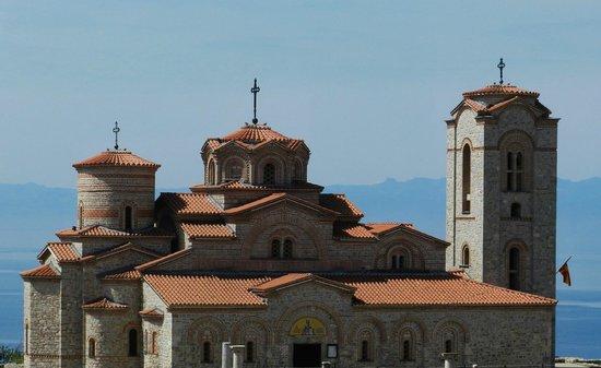 Sveti Kliment Ohridski: St. Clement (Kliment)