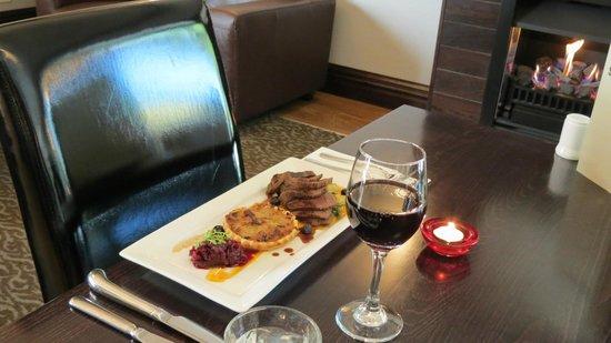 Quality Hotel Elms: Food