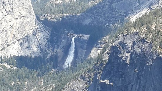 Panorama Trail : Glacier Point