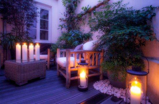 Seven Hotel Paris: Lovez vous Suite