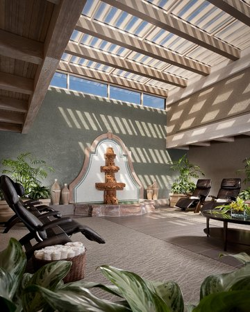 The Phoenician, Scottsdale: Meditation atrium at The Centre for Well-Being