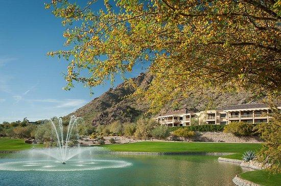 The Phoenician, Scottsdale : Desert course