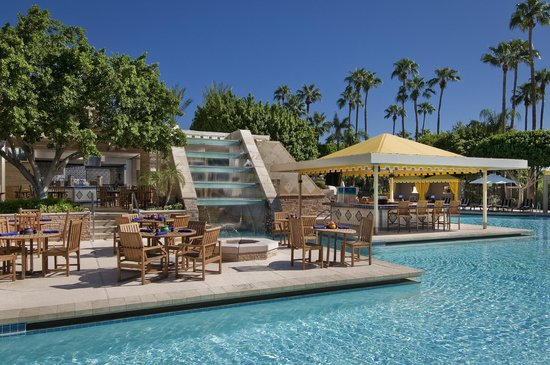 The Phoenician, Scottsdale: Oasis Pools
