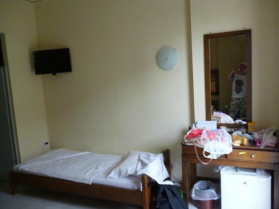 Dimitrion Hotel: Доп.кровать и .тв