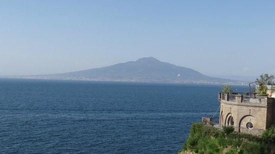 Hotel Corallo Sorrento: Bay of Naples