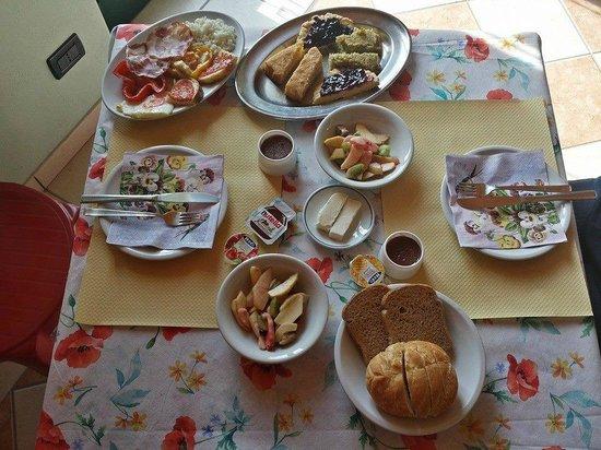 Agriturismo Altobello: La fantastica colazione