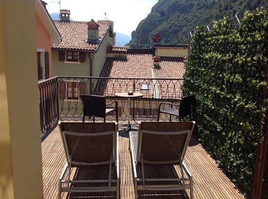 Hotel Antico Borgo: balcony room