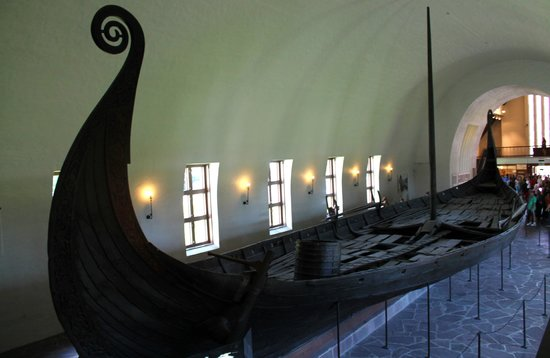 Viking Ship Museum : nave panoramica