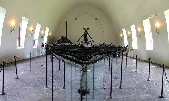 Viking Ship Museum : particolare