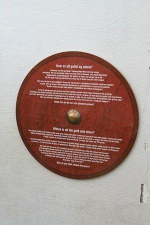 Viking Ship Museum : informazioni scudo