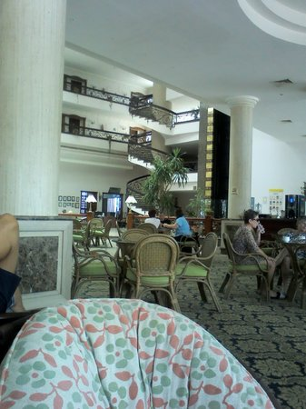Dessole Titanic Aqua Park Resort: lobby
