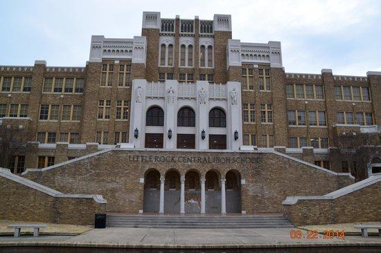 Little Rock Central High School: Central High School