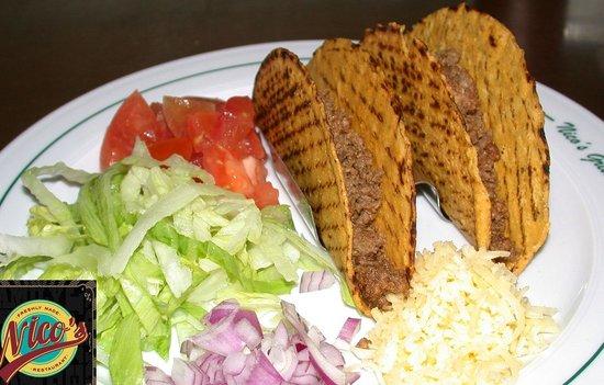 Nico's: Tacos de la Frontera