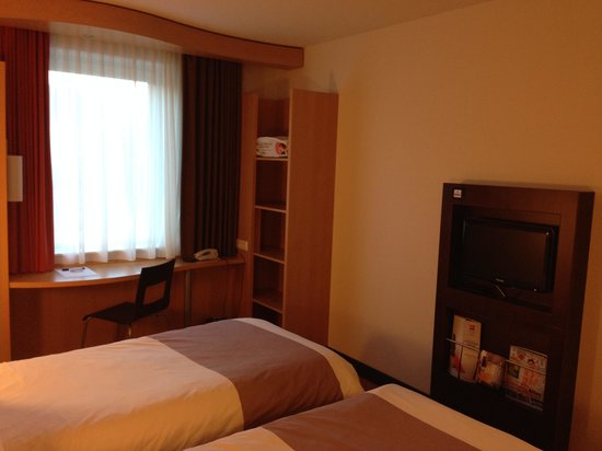 Ibis Konstanz Hotel : Quarto 330