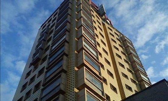 Albergaria Miradouro: Hôtel Miradouro 12 étages endroit calme