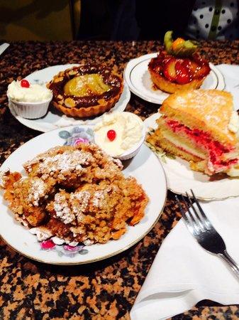 Queen of Tarts: Dessert