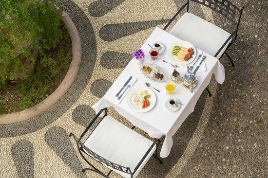 Casa Delfino Hotel & Spa: breakfast