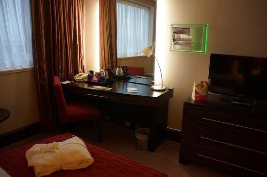 Crowne Plaza Glasgow: Desk
