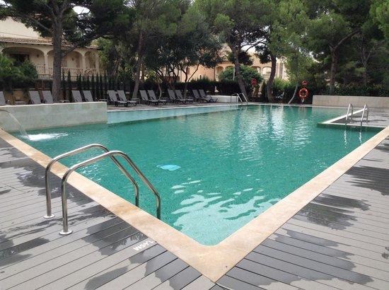 Illot Park Hotel: Ruhepool