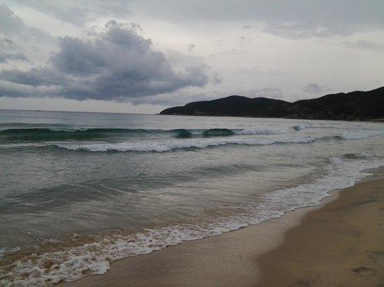 Hotel Pontos: Strand