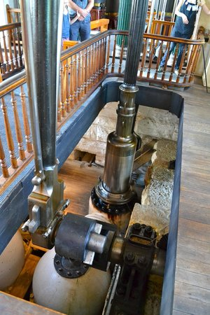 Hamilton Museum of Steam & Technology: Steam technology in action